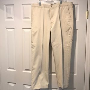Mens Classic Chino Pants